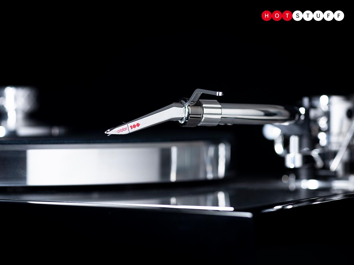 The Ortofon Century Is A Stunning Turntable 100 Years In Making Jam Tangan Digitec Original 3702n