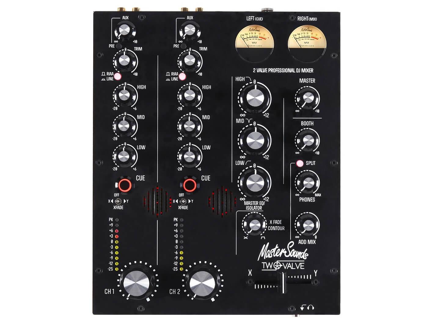 Poti f red DJTechTools Chroma Caps Encoder Knob V2 DJ-Mixer