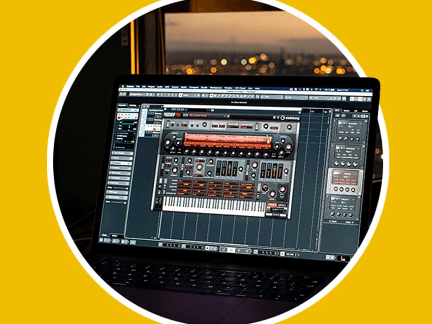 Buy Nektar controller and get free Steinberg granular synth plug-in