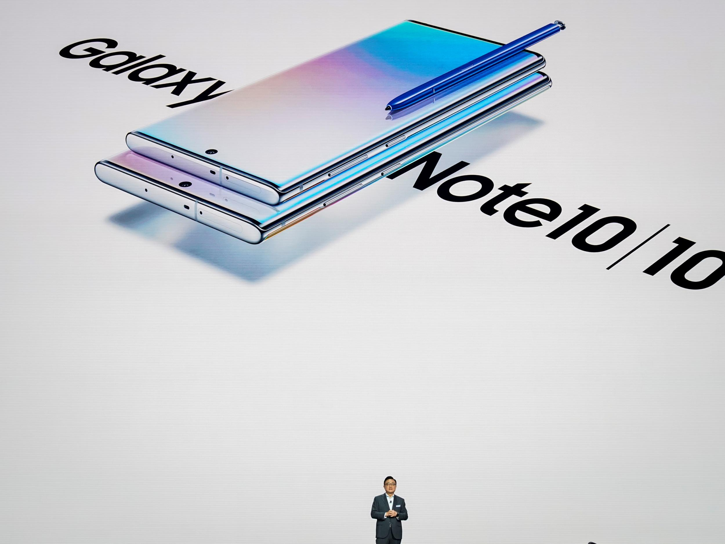 Galaxy Note 10: Samsung ignores two key areas with new phones – Best