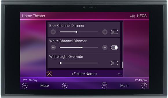 URC Announces Integration of DMX Lighting Control Systems – Best DJ